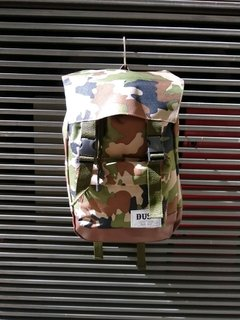 Mochila DustSupply based camo PortaNotebook - comprar online