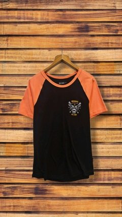 Remera manga Ranglan AllDay Arrow Tiger