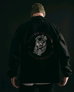 Rompevientos Coach Jacket Rituals Death Before (Último XL) en internet