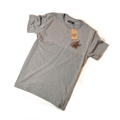Remera AllDay Eagles Cards Gris
