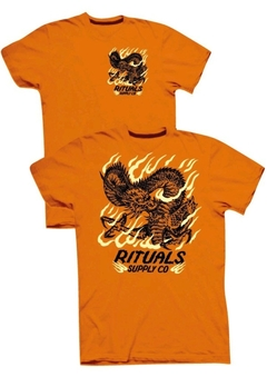 Remera Rituals Dragón Fire