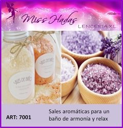 ART. 7001: Sales Aromáticas