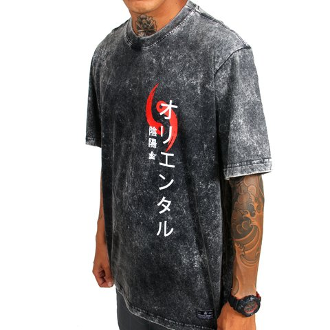 Camisa Oriental Stoned na internet
