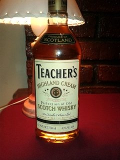 SCOTCH WHISKY TEACHER'S HIGHLAND CREAM ESCOCES AUTENTICO IMPORTADO en internet