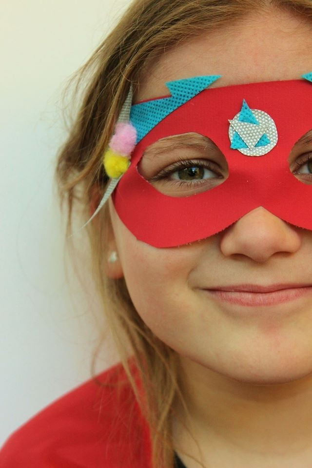 Kit Soy un Super Heroe - La Kermes Kids