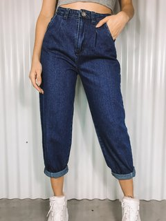 MOM DENIM SLOUCHY - KIWANO