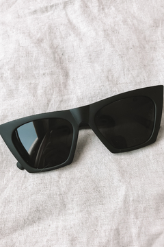 GAFAS DALLAS MATE NEGRO