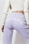 JOGGER KWN MERMAID LILA