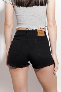 SHORT KWN DENIM DARK - comprar online