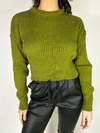 SWEATER QUINCY VERDE