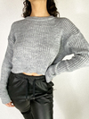 SWEATER QUINCY GRIS