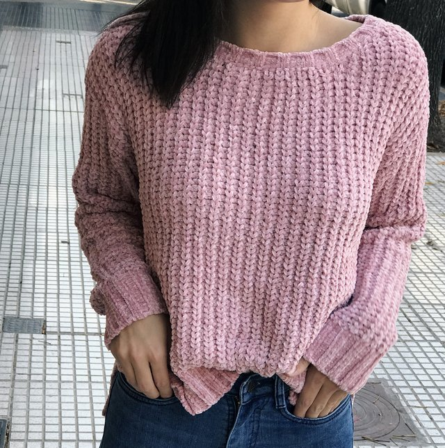SWEATER AMELIE ROSA
