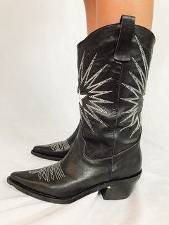 TEXANAS COWGIRL STARS (LEATHER) en internet