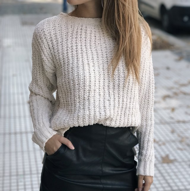 SWEATER AMELIE NATURAL