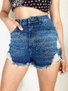 SHORT DENIM ROTURAS