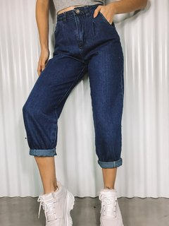 MOM DENIM SLOUCHY