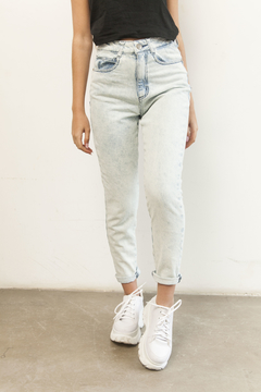 MOM KWN DENIM SKY BLUE - comprar online