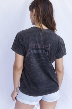 REME METALLIC URBAN WASH (GRIS Y ROJO) en internet