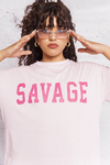 REMERON SAVAGE LISO ROSA