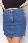 MINI KWN DENIM VINTAGE AZUL
