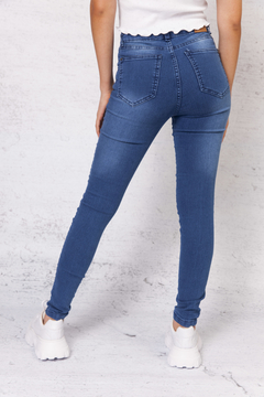 SKINNY DENIM BILLY LOCALIZADO - comprar online