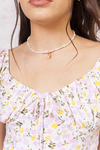 CHOCKER PASTEL CARACOL