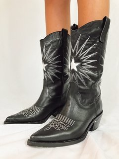 TEXANAS COWGIRL STARS (LEATHER) - comprar online