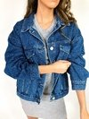 CAMPERA KWN DENIM RETRO