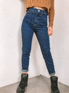 MOM DENIM HAMMER AZUL