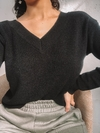 SWEATER KWN MANDY NEGRO