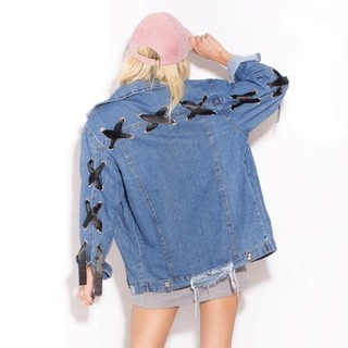 CAMPERA DENIM GYPSY
