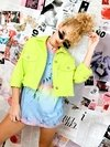 CAMPERA KWN MILEY NEON