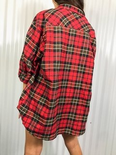 CAMISA SCOTTISH ROJA en internet