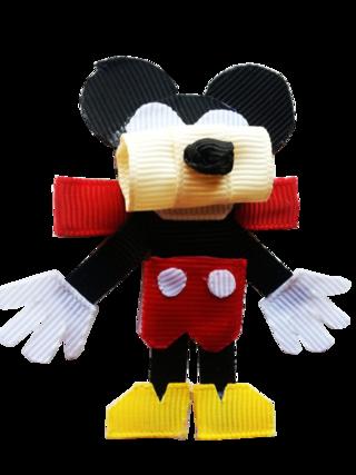 Laço animado Mickey