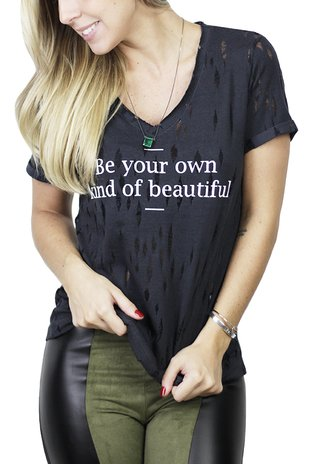 T-SHIRT BEAUTIFUL