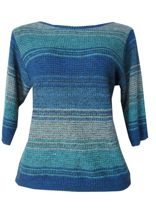 Tricot Blue