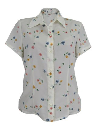 Camisa Floral Titivate