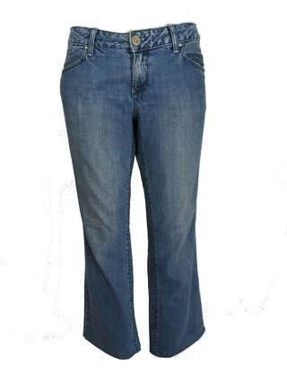 Calça Jeans Boot Cut MOB
