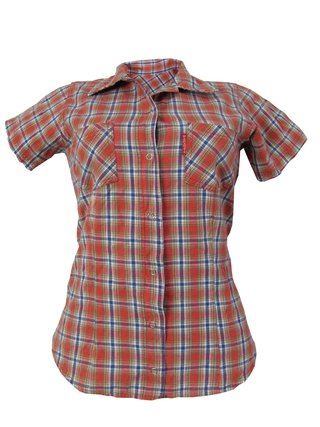 Camisa xadrez Disparate