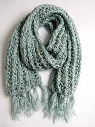Cachecol Tricot