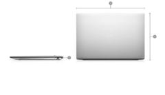 DELL XPS 13 9300  i7-1065G7 10th Generacion Frost White - comprar online