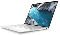New XPS 13 Intel i7 Generacion 11 Frost White