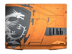 MSI GE66 Dragonshield Limited Edition - xone-tech