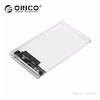 "Enclosure Orico 2.5"" USB 3.0 Transparente"