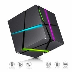Parlantes Bluetooth Cube