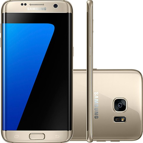 Samsung Galaxy S7 Edge Android 6.0 Tela 5,5
