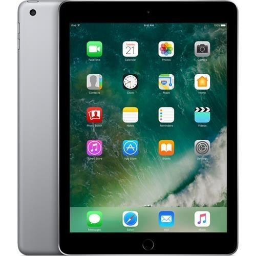 Apple iPad 32GB Wi-Fi Cinza Espacial MP2F2TY  - Apple