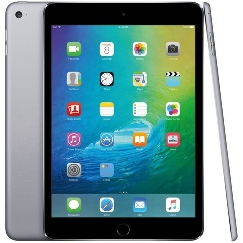 Ipad Mini 4 32gb Wifi  4G Lte Tela Retina - Apple