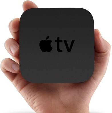 Apple Tv 1080p Full Hd 3ª geração MD199E - Apple