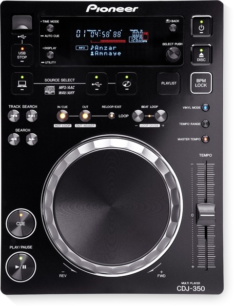 Player Dj Cdj 350 - Pioneer